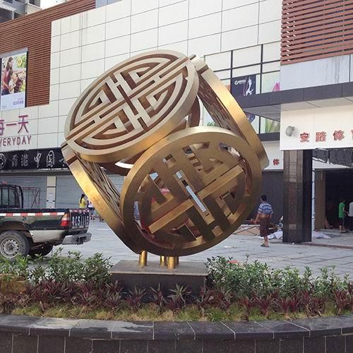 地产雕塑 KS-658