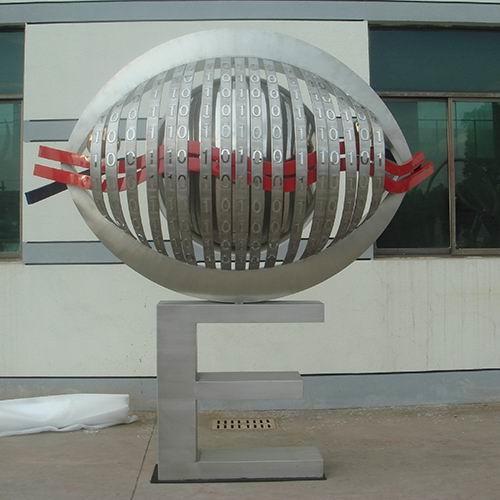 不锈钢雕塑 KS-575