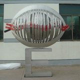 不锈钢雕塑-126 -S-575