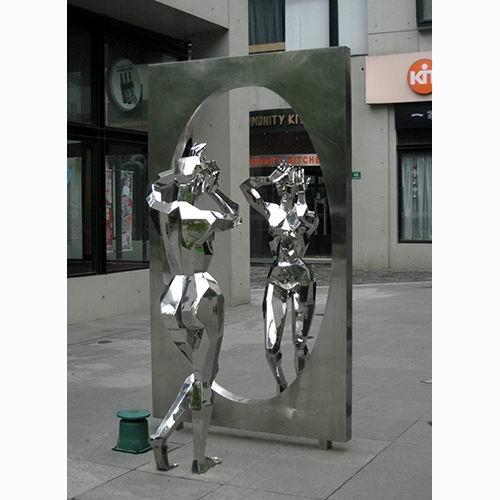 不锈钢雕塑 KS-511
