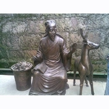 铜雕塑-181 -S-833
