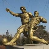 体育竞技雕塑-19 -S-593