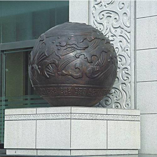 铜雕塑 KS-铜雕4