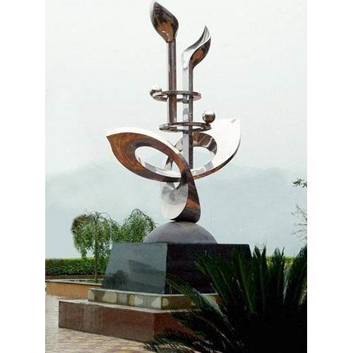 不锈钢雕塑 KS-516