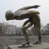 不锈钢雕塑 -KS-592