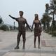 人物雕塑-121-S-823