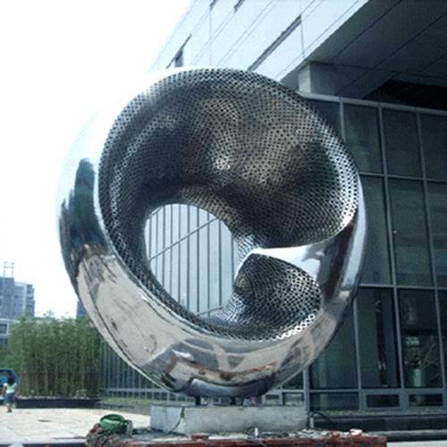 不锈钢雕塑-73-S-510