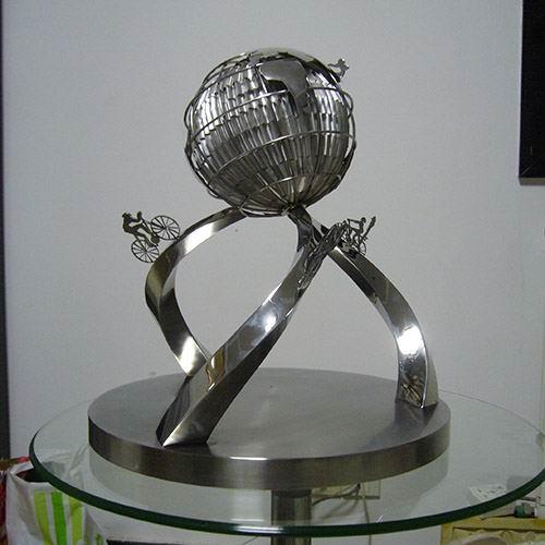 不锈钢雕塑 KS-668