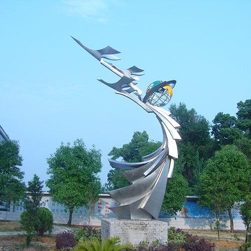 不锈钢雕塑 KS-563