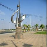 不锈钢雕塑-45 -S-327