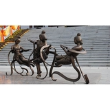 企业雕塑 -KS-901
