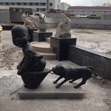 人物雕塑-138 -S-883