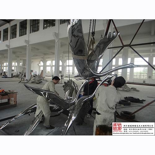 不锈钢雕塑-303-S-2052