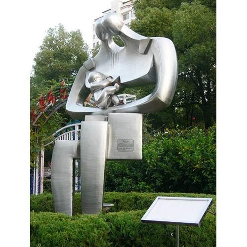 不锈钢雕塑 KS-691