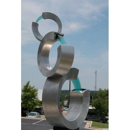 不锈钢雕塑 KS-1109