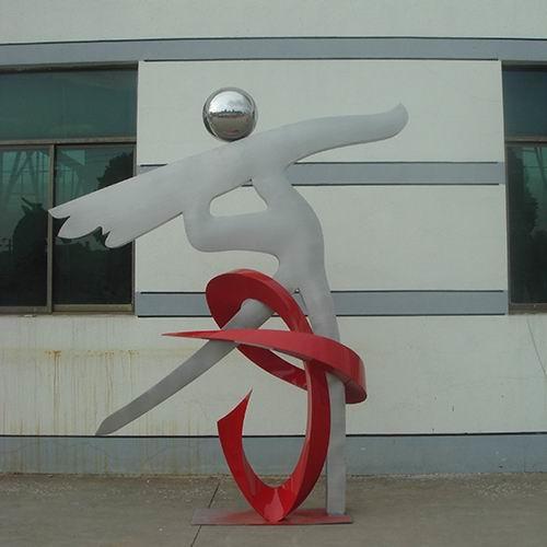 不锈钢雕塑 KS-2028