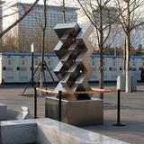 不锈钢雕塑-72 -S-509
