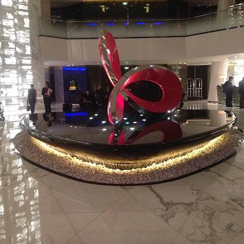 酒店会所雕塑 KS-625