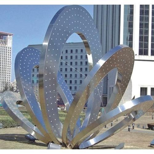 不锈钢雕塑-170-S-623
