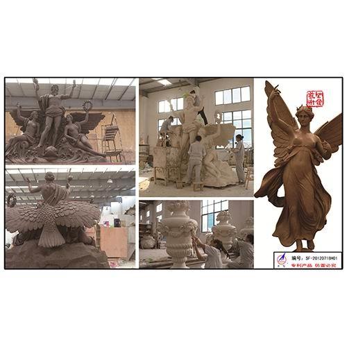 砂岩雕塑 KS-008