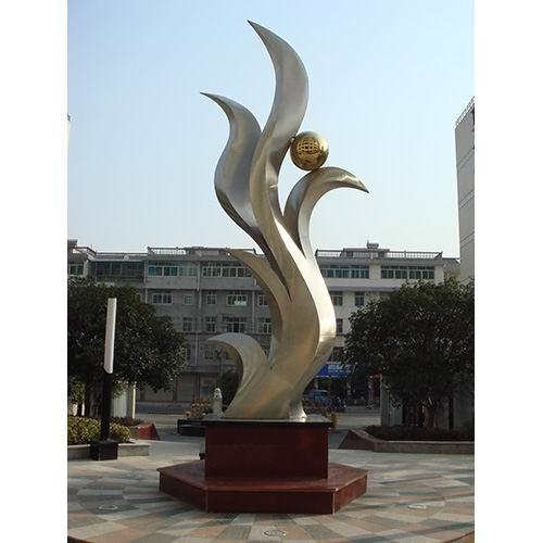 企业雕塑 KS-010