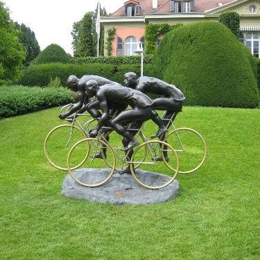 地产雕塑 KS-724