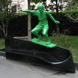 不锈钢雕塑-142 -S-595