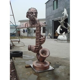 乐队、乐器雕塑-18 -S-925