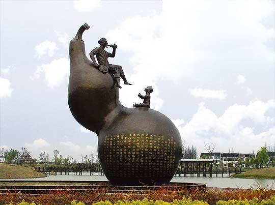 铜雕塑 KS-铜雕140