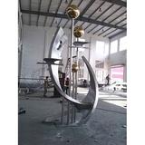 不锈钢雕塑-48 -S-358