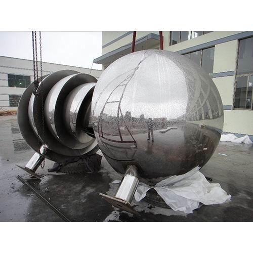 不锈钢雕塑 KS-2033