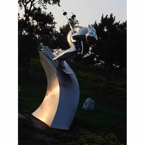 不锈钢雕塑 KS-591