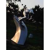 不锈钢雕塑-138 -S-591