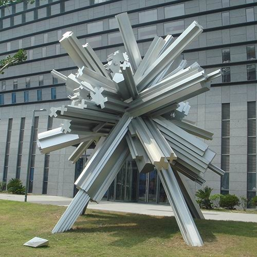 不锈钢雕塑 KS-697