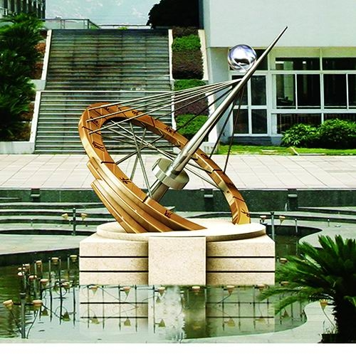 不锈钢雕塑-117-S-566