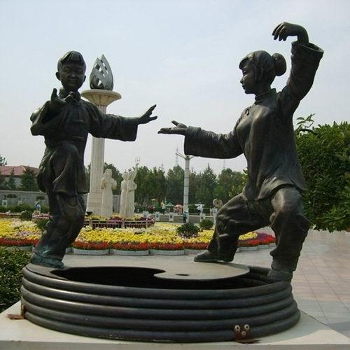 铜雕塑-KS-761