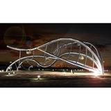 不锈钢雕塑-207 -S-661