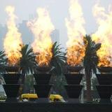 火炬雕塑-14 -SG-024