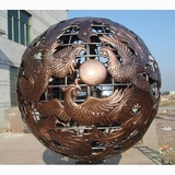 铜雕塑-246 -S-898