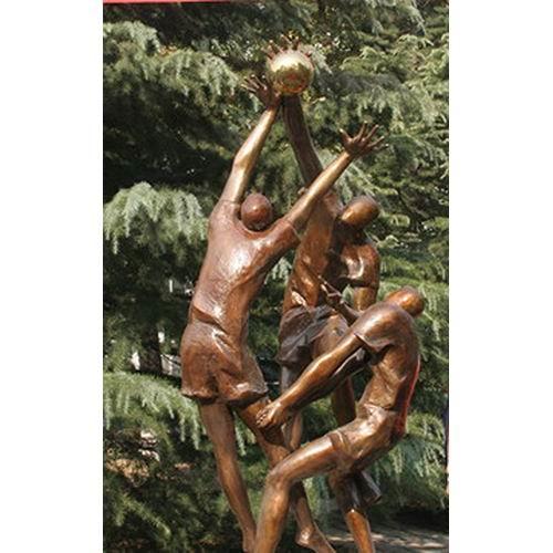 人物雕塑-55-S-755