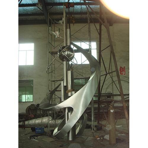 不锈钢雕塑-60-S-422