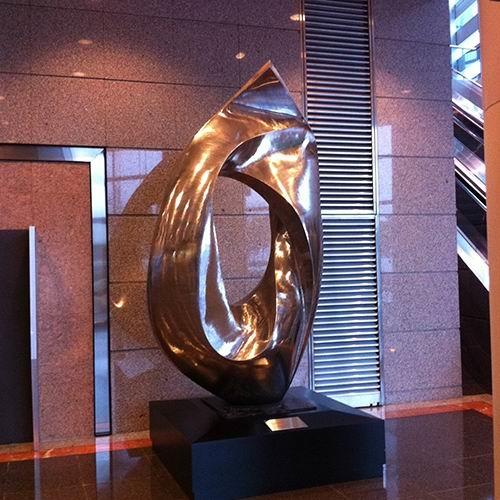 不锈钢雕塑-176-S-630