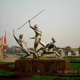 体育竞技雕塑-15 -S-589
