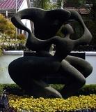 一家人雕塑-11 -S-924