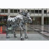 不锈钢雕塑-221 -S-675