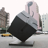 不锈钢雕塑-76 -S-513