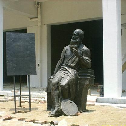 地产雕塑 KS-878