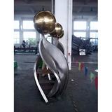 不锈钢雕塑-307 -S-2056