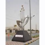 不锈钢雕塑-111 -S-559