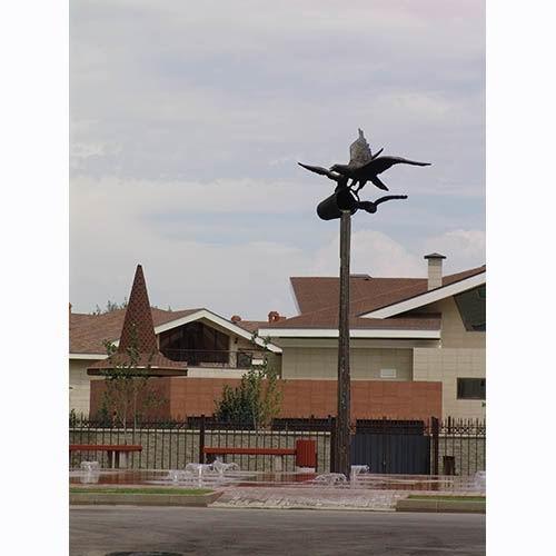 地产雕塑 KS-839